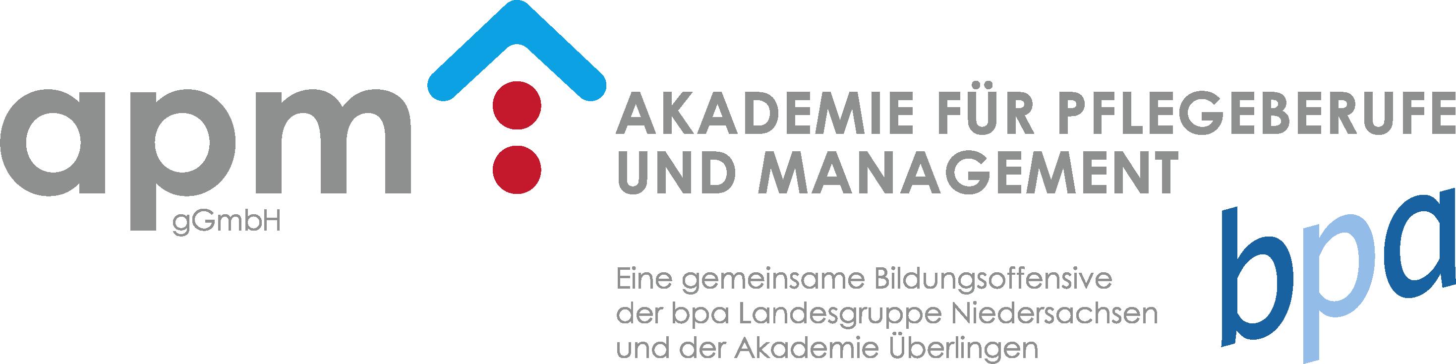 Logo apm Niedersachsen